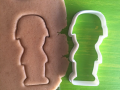 Soldier Cookie Cutter