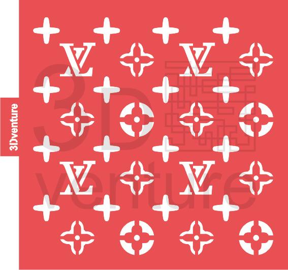 Supreme X Louis Vuitton Stencil | SEMA Data Co-op