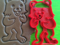 Bear with fucks Cookie Cutter