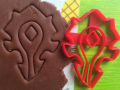World of Warcraft - Horde Cookie Cutter