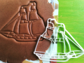 Sailing ship Cookie Cutter