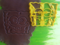 Sponge Bob Cookie Cutter