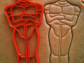 Academy Award Oscar Cookie Cutter