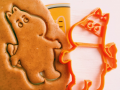 Moomin Cookie Cutter