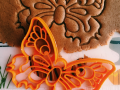 Butterfly 2 Cookie Cutter