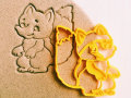 Fox Cookie cutter