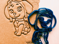 Paw Patrol Skye Cookie Cutter
