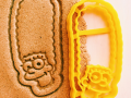 Simpsons Marge Cookie Cutter
