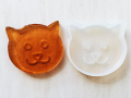 Cat silicone mold