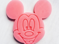 Mickey Mouse silicone mold