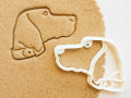 Dog's head Cookie Cutter