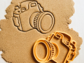 Photo Camera Cookie Cutter