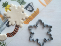 Snowflake big Cookie Cutter