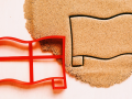 Flag Cookie Cutter