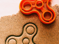 Spinner Cookie Cutter