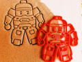 Poli robocar Mark Cookie Cutter